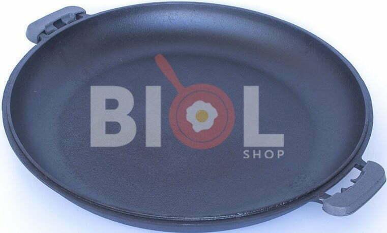 Крышка-сковорода Биол 50 см чугунная 0050 купить в Киеве