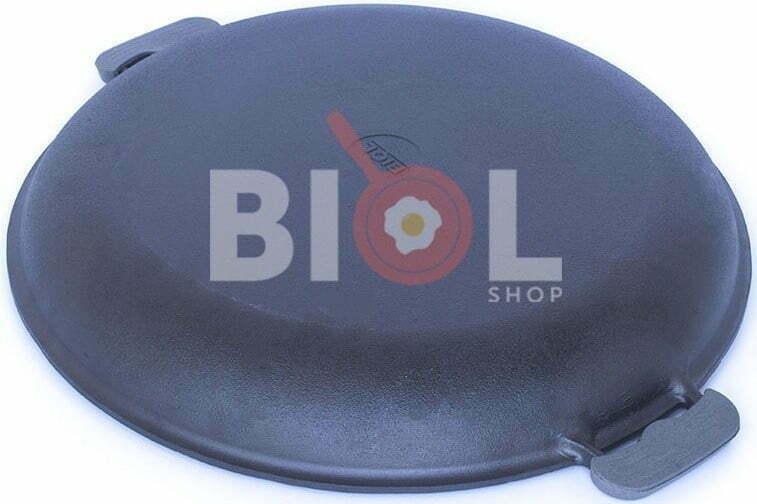 Крышка-сковорода Биол 50 см чугунная 0050 отзывы и описание