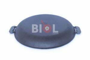 Крышка-сковорода Биол 50 см чугунная 0050 заказать