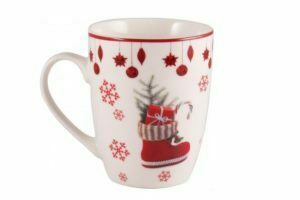 Чашка Milika фарфоровая Christmas Gifts 360 мл M0520-NY15