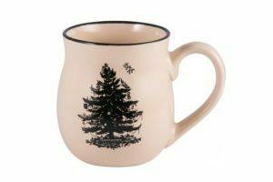 Чашка фарфор Christmas Tree 340 мл Milika M0420-K1