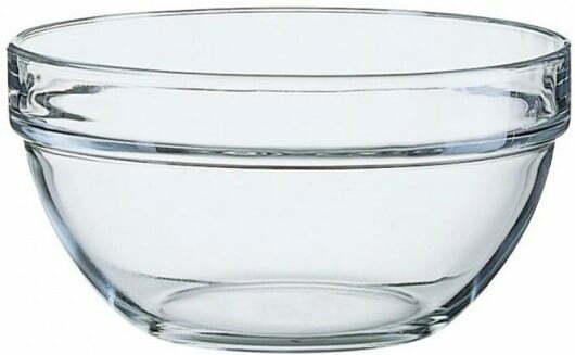 Салатник стеклянный Arcoroc Empilable 120 мм J1855 купить недорого онлайн