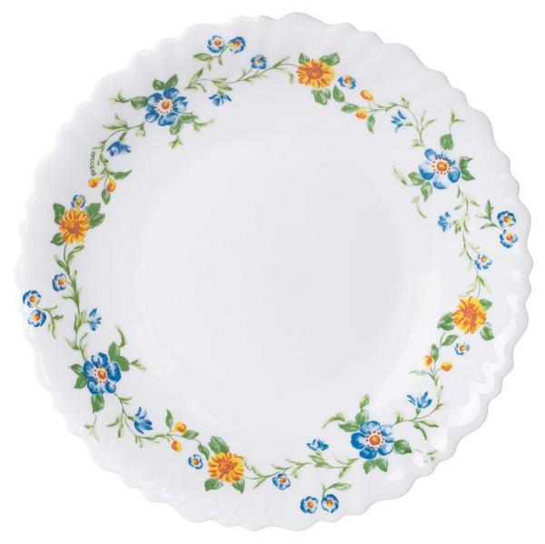 Тарелка глубокая 23 см Arcopal Cybele L7898 купить недорого онлайн