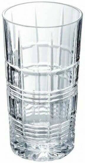 Набор стаканов Luminarc высоких Arc Brixton 380 мл P4187 купить недорого онлайн