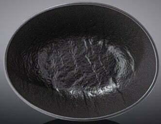 Блюдо глубокое Wilmax Slatestone Black 13х10х6 см WL-661118 / A купить недорого онлайн