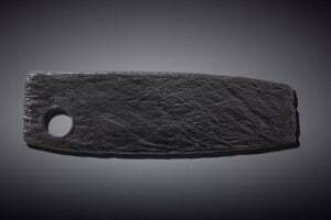 Блюдо для подачи Wilmax Slatestone Black 32,5х10 см