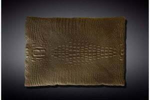 Блюдо для подачи Wilmax Scroco Bronze 30х21 см WL-662201 / A