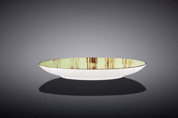 Тарелка десертная Wilmax Scratch Pistachio 180 мм