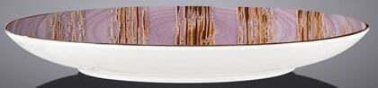 Тарелка десертная Wilmax Scratch Lavander 20,5 см WL-668712 / A купить в Харькове