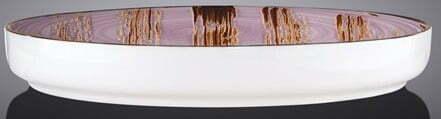 Тарелка обеденная Wilmax Scratch Lavander 23 см WL-668719 / A купить в Одессе