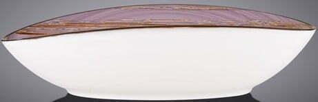 Блюдо овальное Wilmax Scratch Lavander 25х16,5х6 см WL-668740 / A купить в Киеве