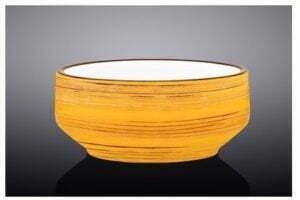 Супница Wilmax Spiral Yellow WL-669438 / A