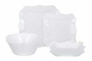 Сервиз Luminarc Authentic White с 19 предметов E6197