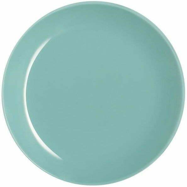 Тарелка десертная Luminarc Arty Blue 20,5 см L1123 купить недорого онлайн
