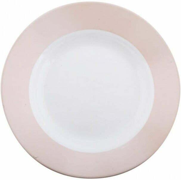 Тарелка суповая Luminarc Astelia Pink 22 см P4313 купить недорого онлайн