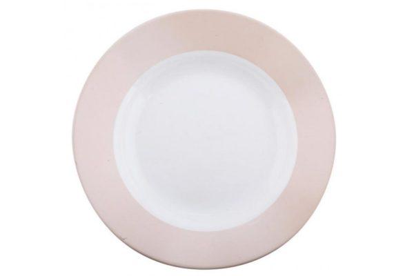 Тарелка суповая Luminarc Astelia Pink 22 см P4313