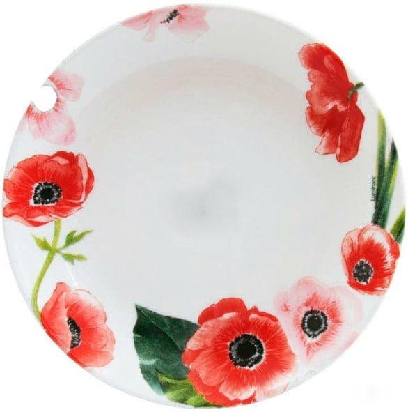 Тарелка Luminarc Blooming десертная 19 см P3497 купить недорого онлайн
