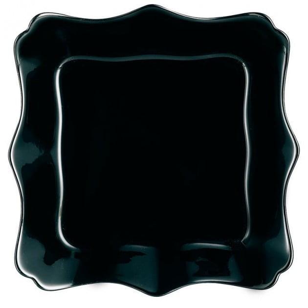 Тарелка суповая Luminarc Authentic Black 22,5 см J1407 купить недорого онлайн
