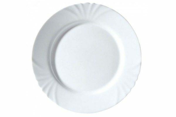 Тарелка десертная Luminarc Cadix 19,5 см из стекла H4129