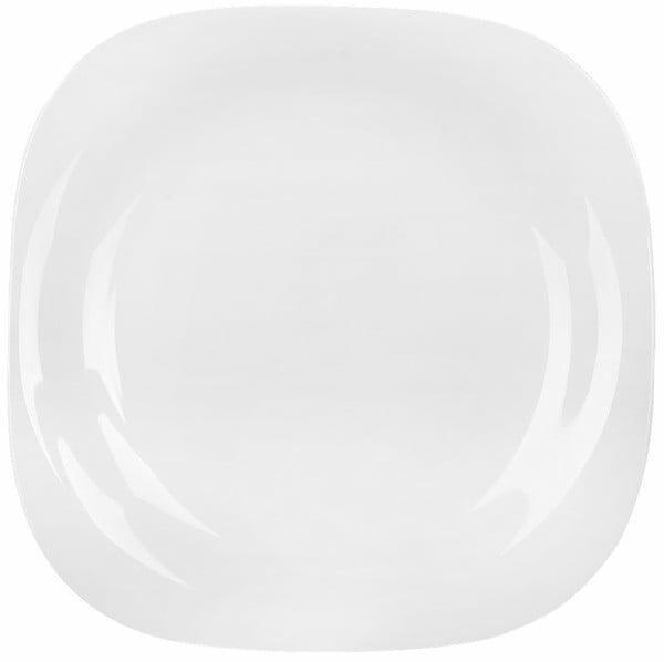 Тарелка Luminarc Carine квадратная десертная 19 см L4454 купить недорого онлайн