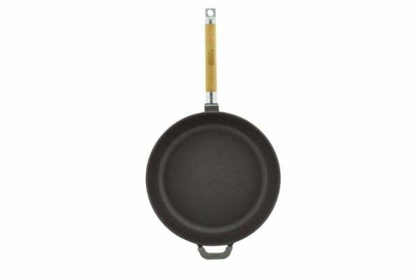 Сковорода 24 см Биол чугунная эмалированная