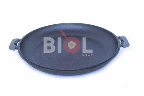 Сковорода порционная чугунная Биол 36 см 0036 заказать дешево
