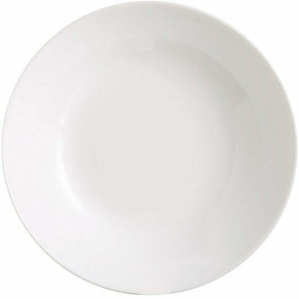 Тарелка суповая Arcopal Zelie круглая 20 см L4003 купить недорого онлайн