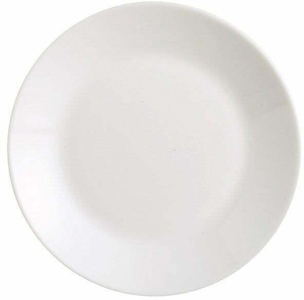 Тарелка десертная Arcopal Zelie круглая 18 см L4120 купить недорого онлайн