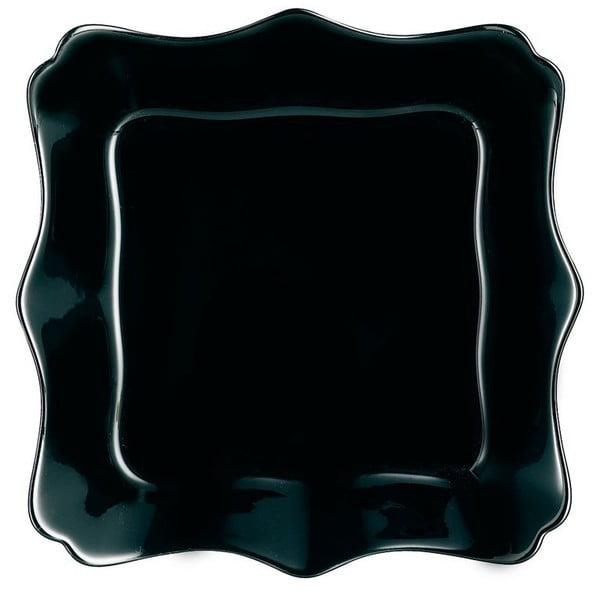 Тарелка Luminarc десертная Authentic Black 20,5 см J1336 купить недорого онлайн