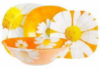 Сервиз столовый Luminarc Carina Paquerette Melon с 19 предметов P4399 купить недорого онлайн