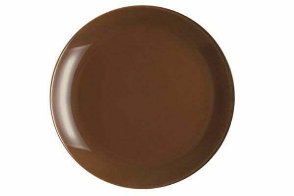 Тарелка Luminarc десертная Arty Cacao круглая 205 мм P6151