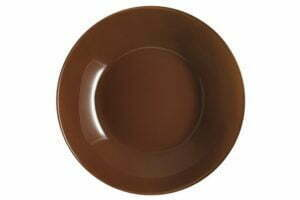 Тарелка глубокая Luminarc Arty Cacao круглая 20 см P6152