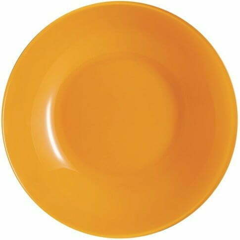 Тарелка Luminarc глубокая Arty Moutarde 20 см P6324 купить недорого онлайн