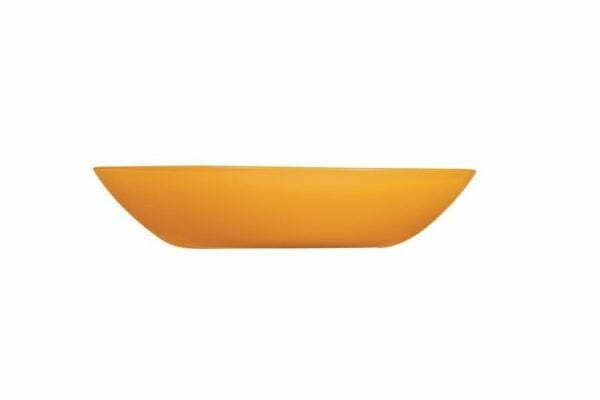 Тарелка Luminarc глубокая Arty Moutarde 20 см купить недорого