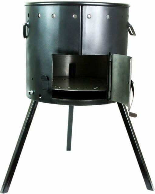 Печь Силумин под казан 300 мм ПЧК30 купить недорого онлайн