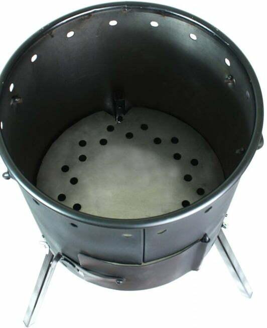 Печь Силумин под казан 300 мм ПЧК30 купить в Киеве