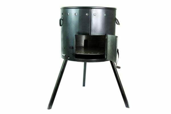 Печь Силумин под казан 300 мм стальная заказать онлайн
