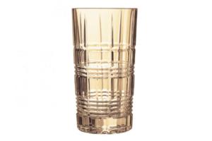 Набор высоких стакан Luminarc Dallas Golden Honey 380 мл P9310