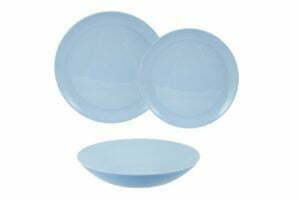 Столовый сервиз Luminarc Light Blue 18 предметов купить в Украине