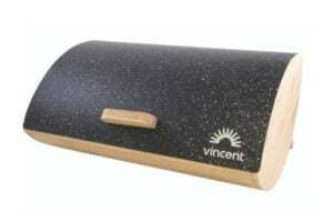Бамбуковая хлебница с крышкой Vincent 35x25x15,5 см VC-1234