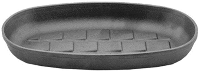 Сковорода порционная чугунная c рельефным дном 26 см Биол 16262 низкая цена