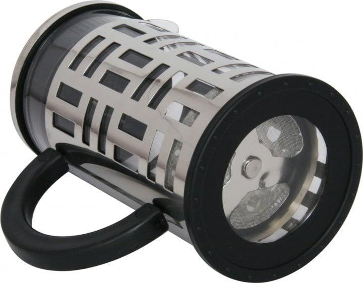 Френч-пресс заварник коррозионностойкая сталь Lessner 1 л 11637-1000 купить на сайте Биолшоп