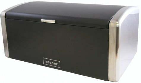 Хлебница Lessner металлическая Line 39,5х21,5х17см 11203 купить недорого онлайн