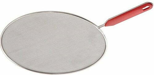 Экран для сковороды от брызг Vincent 26 см VC-2028 купить недорого онлайн
