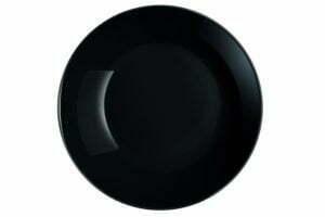 Luminarc тарелка глубокая Diwali Black 20 см P0787 купить недорого