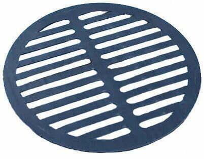 Решетка-гриль стальная круглая shop pan бр02 купить с доставкой по Украине