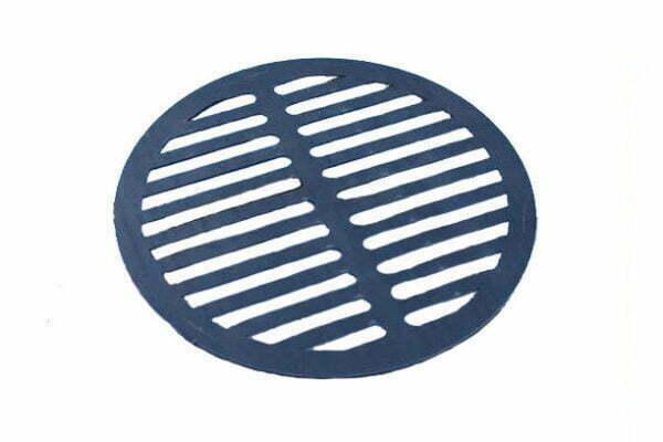 Решетка-гриль стальная круглая shop pan бр02