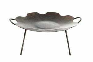 Сковорода Ромашка из диска