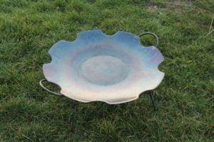 Сковорода без бортов из диска 55 см Ромашка Shop Pan СК17