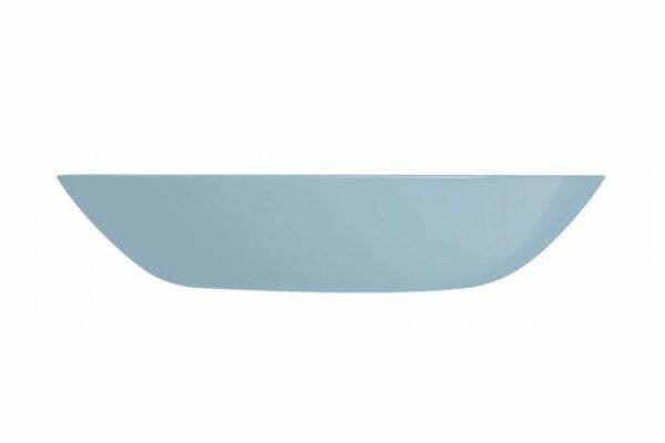 Глубокая тарелка Luminarc Diwali Light Blue 20 см фото и видео товара